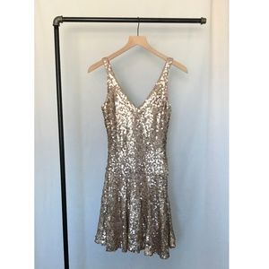 Guess Sequin Mini Dress